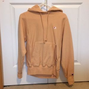 Champion Reverse Weave Peach Sweatshirt